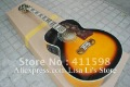 Wholesale sj200 Acoustic Guitar Vintage Sunburst with Fishman presys blend Pickups Acoustic Electric Guitar free shipping