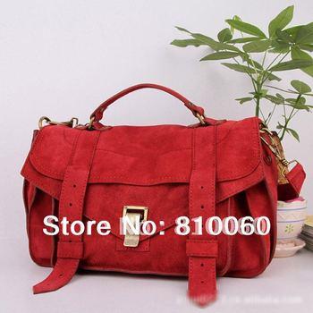 2014 new PS1 gossip girl love satchel bag women genuine leather handbags designer Women Messenger Bags