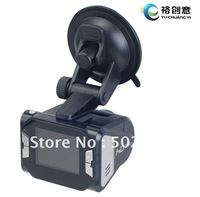 HD 720P 5.0 Mega Pixels,150 Degree Wide  Angle,2.0 TFT Display Screen and 8 LED Night Vision Car DVR