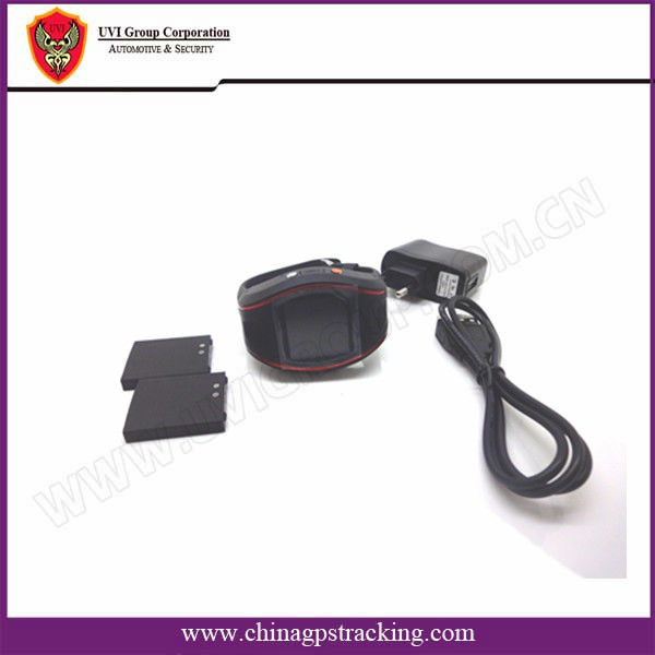 China Post Free shipping! 4pcs/lot, Wrist Watch Personal GPS Trackers with 2 Way Calling,mobile phone GPS Tracker.PT202D(China (Mainland))