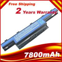 7800mAh Battery for Acer Aspire 4741 5551 5552 5552G 5551G 5560 5560G 5733 5733Z 5741 AS10D31,AS10D51, AS10D61, AS10D71 AS10D75
