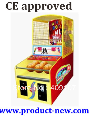 US$1250/piece,Children Basketball Machine, Kids Basketball Games(China (Mainland))