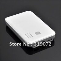 USB Power Bank External Battery Charger for iPhone/iPad/iPod/Mobile 5000mAh A+