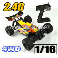 1/16 4WD buggy RTR 2.4G brushless rc car