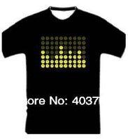 light t-shirt/ animated t-shirt/ LED T-shirt