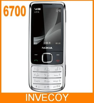 6700C original 6700 Classic Unlocked Cell Phone GPS 5MP freeship