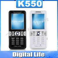 K550i Sony Ericsson K550 Original mobile phone  Quad-Band 2MP Camera Bluetooth Free Shipping