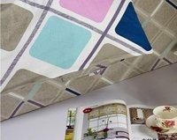 100% Cotton Fashion Comfortable Home Textile Active Printing Bedding Set /4pcs Plaid