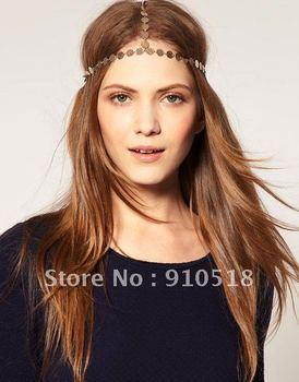 NEW Super Star High Quality Fashion Handmade Headband Hair Accessories Free Shipping,L0502