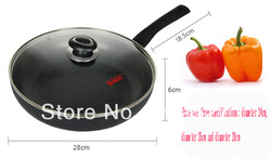 Provide non-stick frying pan, soup pot, milk pot kitchen supplies(China (Mainland))
