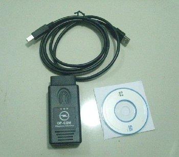 Proffesional OBD2 OpCom/Op Com +newest vision:OPCOM V1.45 201008B  for Opel tool 2012
