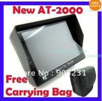 "Free shipping!!New Portable 3.5"" LCD Monitor CCTV Tester camera,Audio Video Input,12V"
