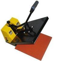 Shipping free, good quality 38*38CM flat T-shirt Heat Press Machine.hot press. heat transfer machine
