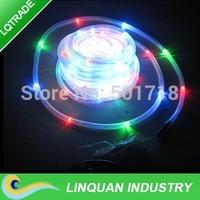 solar lighting strings/Solar tube festival lamp with LED/solar garden decorative light