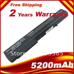 8 CELL Replacement Laptop battery for HP Compaq NC8200 NC8230 NC8430 NX7400 black Free Shipping(China (Mainland))