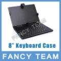 Кожаный чехол с Клавиатуры на 8-дюймовый Tablet PC