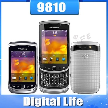 9810 Original Unlocked BlackBerry Torch 9810 Cell Phone GPS WIFI Bluetooth 5MP Camera