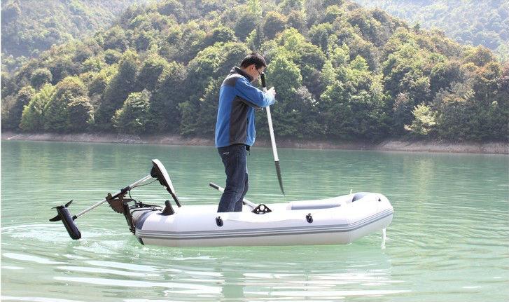 какой купить электромотор для резиновой лодки