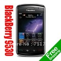Original Blackberry 9530 storm Unlocked Smartphone Mobile cell phone Free shipping + Holster