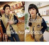 blusa moleton de personagem de inverno korean couple clothes Hoodies baseball Jackets casaquinho feminino com franjas