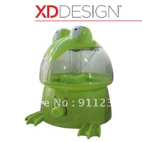 Ultrasonic Humidifier, Cute Carton Appearance [Frog], fog maker, moist frarance diffuser, Air Purifiers, home appliance