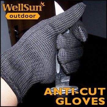 MOQ:1pc  Euro Standard EN388 Work Gloves Cut-Resistant Anti Cut Abrasion Safety Protective Glove F/ Fishing & Knife Work  #OT 16