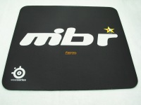 OEM SteelSeries QcK+ MIBR, Gaming mousepad Free & Fast Shipping.