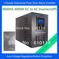 I-P-XD-4000VA 3000W power inverter 3000w power generator 24v inverter pure sine wave charger