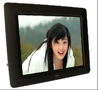 8 inch  Digital Photo Frames 800*600 HD LCD support TXT MP3 mp4 Electronic albums