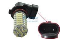 Free Shipping 2pcs Car Vehicle 9006 HB4 LED 3528 102 SMD White Car Head Light Fog Bulb Lamp 12V  B18