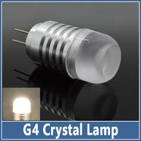 10pcs G4 LED Lamps AC/DC 12V 3W 6W Crystal Corn Bulbs Droplight Chandelier COB SMD 3020 Spot Light Cool/Warm White 360 degree