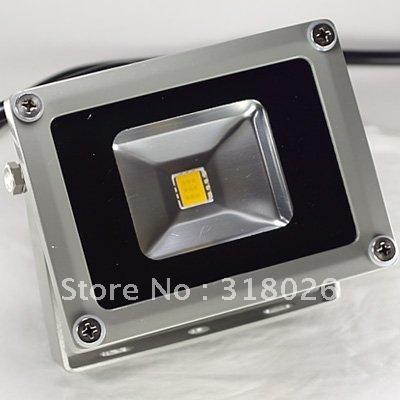 12V 10W Landscape Lighting Waterproof LED Flood Light Aluminum(China (Mainland))