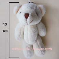 Free shipping, 40pcs/lot, 13cm Tinny bear use for bag,callphone,Promotional items.  teddy bear, small bears..For Gift
