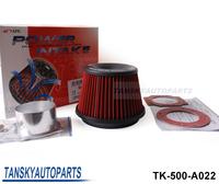 Tansky - AP Power Intake Kit Universal / Air Filter / Adapt Neck:76mm TK-500-A022