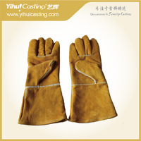 High temp proof gloves,working glove,safety gloves,for mleting jewelry use,working gloves