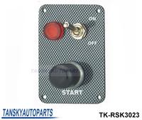 tansky-Racing Switch Kit Car Electronics/Switch Panels-Flip-up Start/Ignition/Accessory TK-RSK3023
