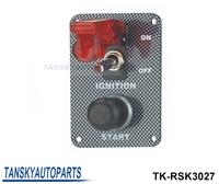 Tansky-Racing Switch Kit Car Electronics/Switch Panels-Flip-up Start/Ignition/Accessory TK-RSK3027
