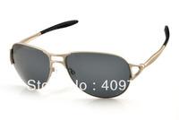 High Quality Brand Name Sunglass Men's/Women's A Stylish Hinder OO4043 Metal Sunglass Silver Frame Grey Lens Polarized