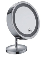 Hot sale wholesale fashionable bathroom in wall make up mirror /8&quot; shaving &amp; cosmetic mirror -9300