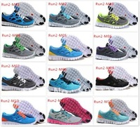 Wholesale Brand Free Run+ 2 Running Shoes Design Shoes New with tag Unisex's shoes and Free shipping