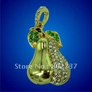 wholesale+top product good quality jewelry memory usb disk(China (Mainland))