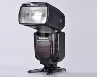 Wholesale Guaranteed 100% Meike 900 MK900 TTL Flash Speedlite For Camera D7000 D700 D300 D200 D80 D70 D60 DHL free shipping