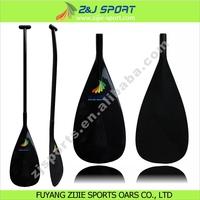 carbon fiber outrigger canoe paddle