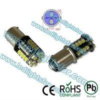 20pcs/lot high quality 44 SMD1210 Error Free,P21/5w led lamp,bay15d car lights,canbus 1157 led car