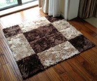 Japanese soft living room bedroom anti-slip carpet mats foam crawl cushion multicolor/30*30cm,free shipping/