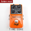 New NUX Effect Pedal -Time Core Up to 7 delay models including analog