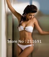 Hot Summer Sexy Mini Chic Bikini Fashion women lady ladies Swimwear swimsuit swimming dress beachwear Free shipping