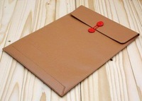 Cute Folder Sleeve Leather Case Bag For Macbook air 11.6 AIR 11inch MC505/506/968/969, Free Shipping, A037