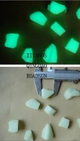 5kg 15-25mm glow  breakstones  / glow fragment  glow stone highest  luminancefor decoration and pave etc