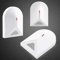 Wireless Glass Break Detector For GSM Home Alarm System 2PCS/lots